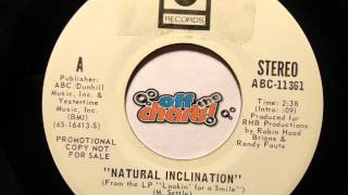 Gladstone - Natural Inclination ■ Promo 45 RPM 1973 ■ OffTheCharts365