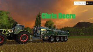 DL - Link Güllefass: https://www.modhoster.de/mods/kottegarantprofi-vq-32000-bybayerbua  Map: Wildbachtal  Traktor: Claas Axion 950