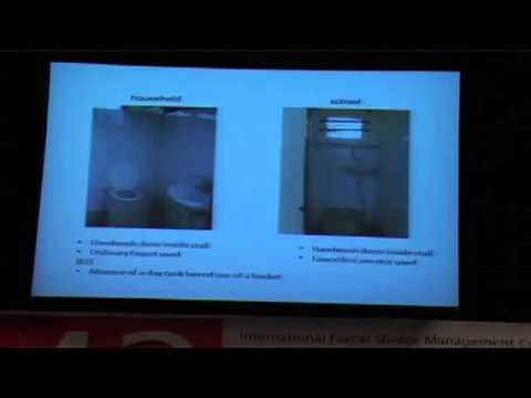 The microflush/biofil system: results of installations in Ghana (S. Mecca, Providence College)