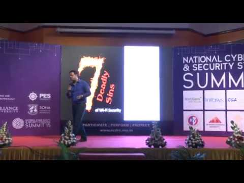 Mr. Vivek Ramachandran Presentation at NCSSS Summit at Bangalore