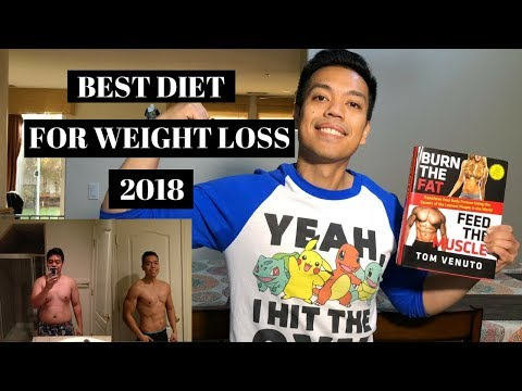 The Best Diet to Gain Muscle and Lose Fat Burn the Fat Feed the Muscle Book Review 2018