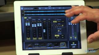 "Positive Grid ""Final Touch"" Mastering App Demo - Sweetwater's iOS Update, Vol. 75"