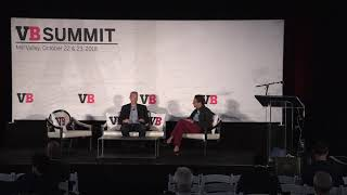 VB Summit 2018 | Create an AI Labs division, and realize a 10x return   Experian Labs Mainstage