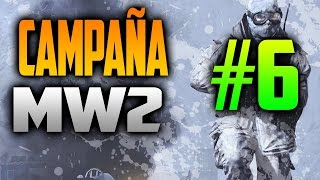 "MODERN WARFARE 2 Parte 6 ""El Avispero""  