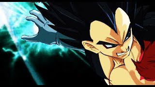 "Vegeta Super Saiyan 4 Dragon Fighter --The Final Force: Fight For Power ""Dragon Ball Super"" # 2"