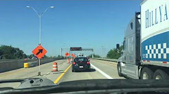 Take a ride through I-76 construction heading into Akron