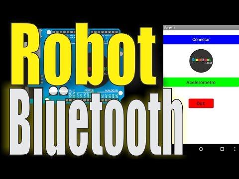 Arduino: Control Carro Con Acelerómetro + Bluetooth + Android [Parte 1]
