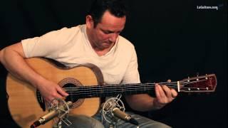 Eric Darmagnac COC-P1550 Celtique par Eric Gombart - Guitares au Beffroi