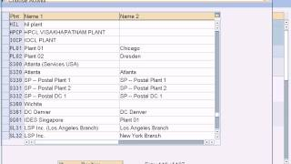 sap fi integration with mm |   define plant |  define division | define purchasing organisation