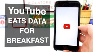 How Much Cellular Data Does YouTube Use?