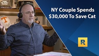 NY Couple Spends $30,000 To Save Cat