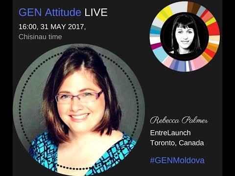 GEN Attitude with Rebecca Palmer on Entrepreneurship Education among Teens