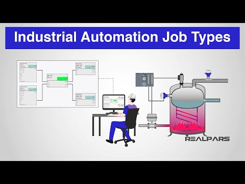 What Are The Leading Industrial Automation Job Types? (Part 1 Of 2)