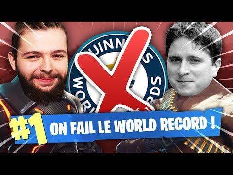 ON FAIL LE WORLD RECORD DUO VS SQUAD ! ft AKYTIO