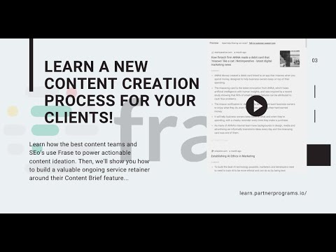 Download A new content creation process using Frase.io