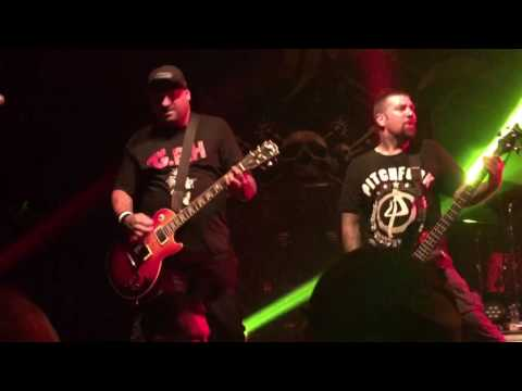 Hatebreed Live @ Warehouse Live Houston 5/25/2015 (1 of 2)