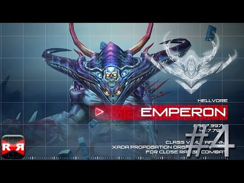 Implosion - Never Lose Hope - Emperon Boss Battle - iOS / Android - 60fps Walkthrough Part 4