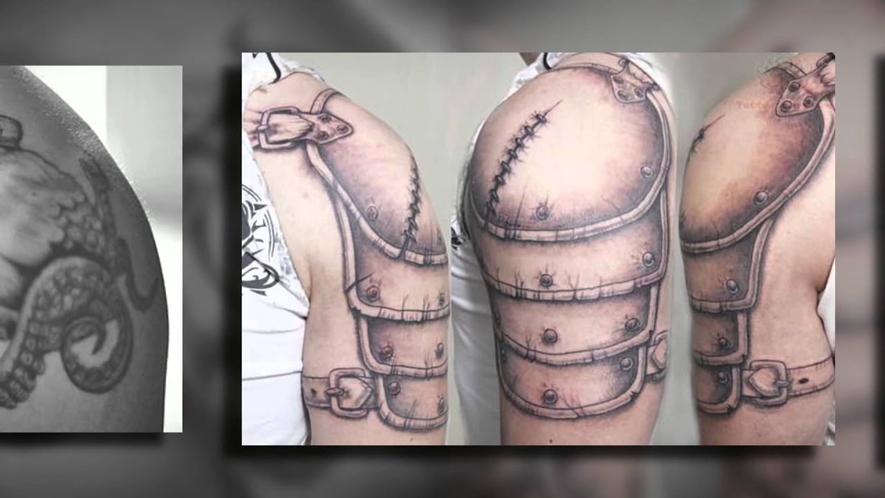 30 Best Shoulder Tattoos for Men - YouTube
