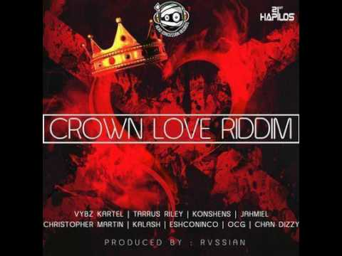 CROWN LOVE RIDDIM MIX BY DEEJAY KALONJE