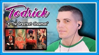 """Todrick Hall Reaction 