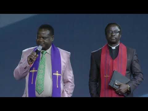 COZA Celebration Service_CAN in COZA  :Speaks on Pastor Biodun Fatoyinbo and COZA Global 14072019