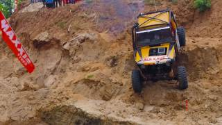 Maxxis - Monster terrain - Extreme 4x4 challange 2016 -  Race 01