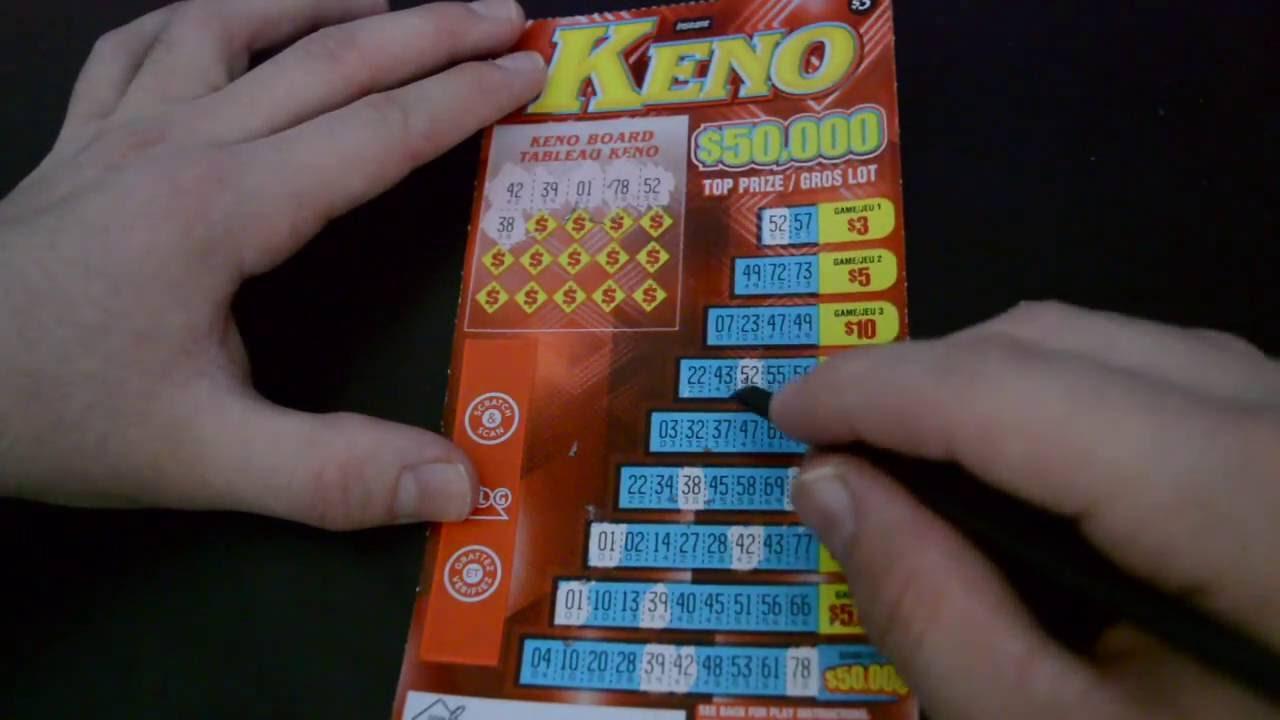 Olg Keno Tips