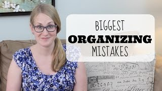 Organizing tips you MUST hear