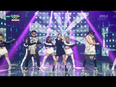 JINUSEAN - '한번 더 말해줘 (TELL ME ONE MORE TIME)' (feat.DARA) 0501 KBS Music Bank