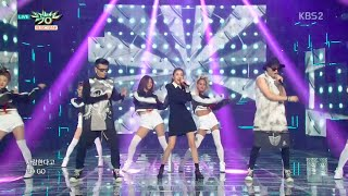 jinusean 한번 더 말해줘 tell me one more time feat dara 0501 kbs music bank