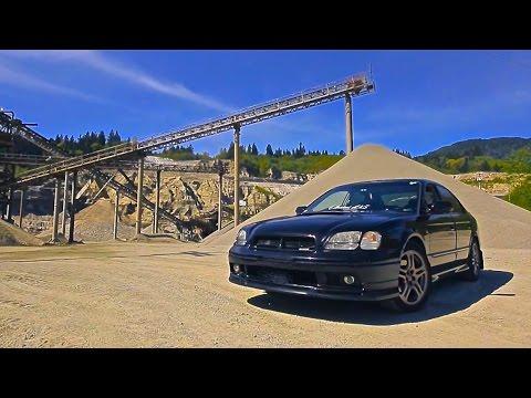JDM Subaru Legacy B4 Review | Forgotten Fighter