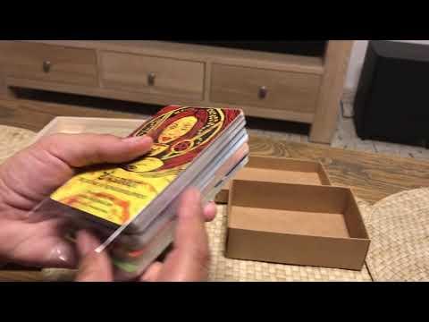 W.S.Tarot deck - new printing