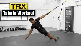 TRX TABATA Full-Body Workout