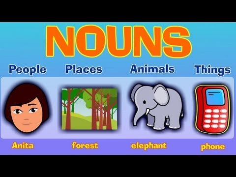 What is Noun?