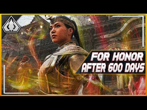 For Honor... 607 Days Later