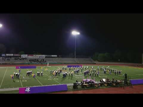 Mira Costa high school marching band 2017 @ Moorpark Battle of the bands