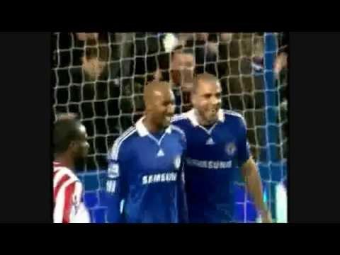 Nicolas Anelka All Goals 2008-2009