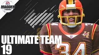 Madden 19 Ultimate Team - Thanksgiving Walter Payton Ep.19