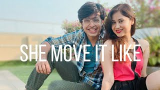 She move it like | Badshah | Dance choreography | Chinmay Khedekar | Tapeshwari Grewal