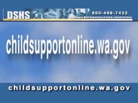 ChildSupportOnline.wa.gov (15 seconds)