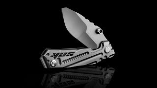 Skike Custom Knives RS-2.5-SO: Overbuilt doesn