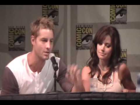 Smallville Comic Con w/ Tom Welling 2009 Part 4