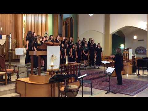2017 AFA Summer Music Festival Middle School Girls Choir