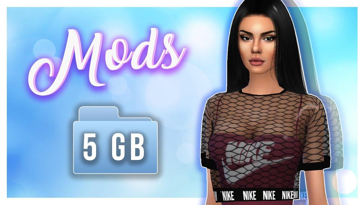 CC MY FOLDER MODS 5GB 📁FREE DOWNLOAD (FEMALE MALE TODDLER