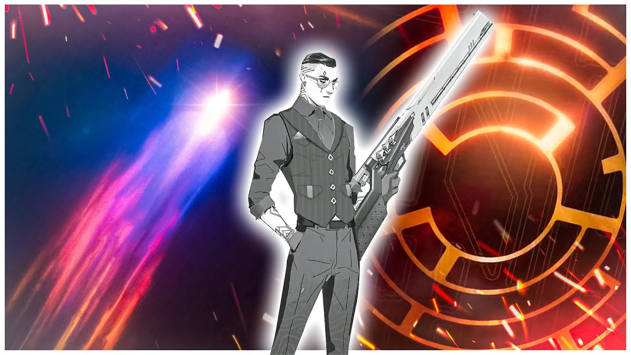New Valorant Agent RADAR ABILITY