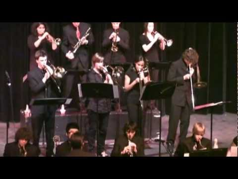 Best High School Jazz Band Performance - The Call - Jazz Lab