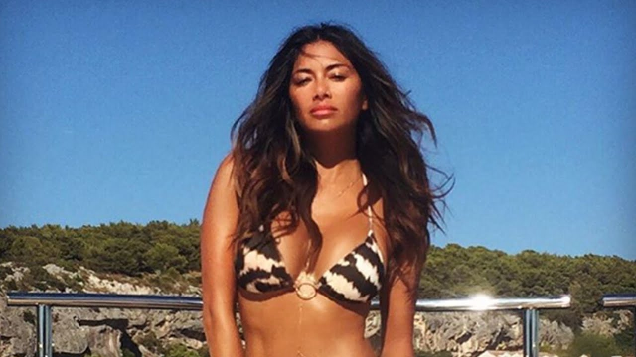 Who is nicole scherzinger dating on factor 1
