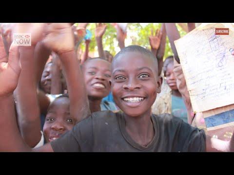 Building a School in Malawi