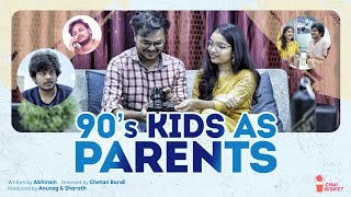 90s Kids as Parents In 2050 | Chai Bisket