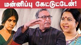 Nassar replies to Controversial Video on Sarath Kumar & Radha Ravi